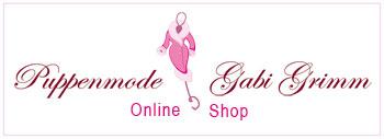 Puppenmode Grimm-Logo